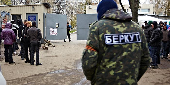 25 бойцов харьковского «Беркута» попросили политубежища в Крыму