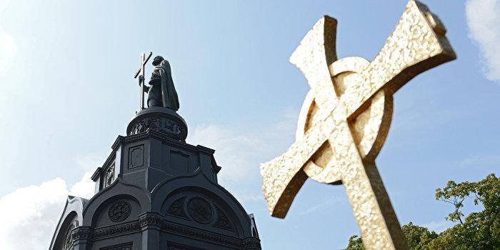 Нешароварный патриот Украины