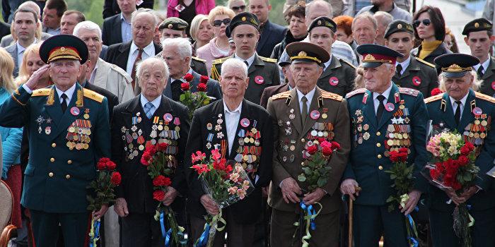 Ветераны Днепропетровска призвали Корбана отказаться от провокаций на 9 мая