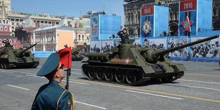 Список лидеров, которые примут участие в торжествах в честь 70-летия Победы