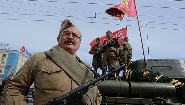 Плотницкий обратился к жителям ЛНР в преддверии Дня Победы