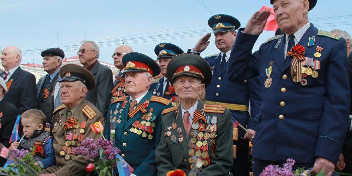 Ветераны Украины призвали Киев остановить кровопролитную войну в Донбассе