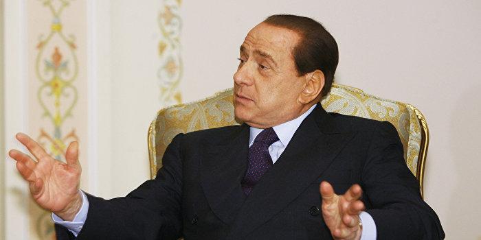 Берлускони: Отсутствие западных лидеров на Параде Победы в Москве - их политический провал