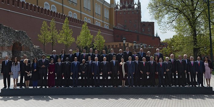 Кто приехал в Москву на День Победы
