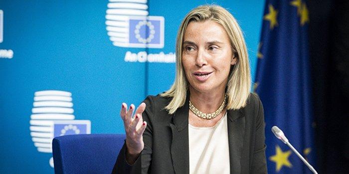Могерини: Ни одна страна ЕС не предлагала ввести новые санкции против РФ