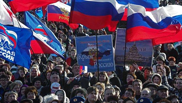США снова потребовали от России немедленно вернуть Крым