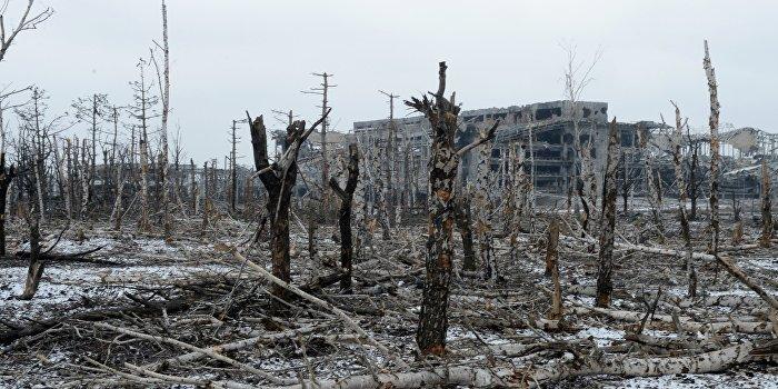 Украина требует от России $350 миллиардов на восстановление Донбасса