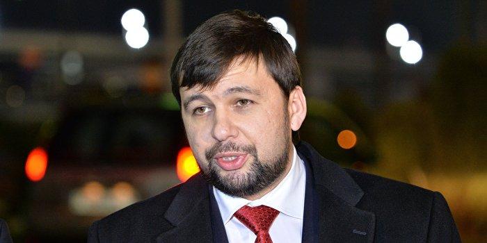 Пушилин: Вместо гуманитарной помощи Киеву лучше снять блокаду Донбасса