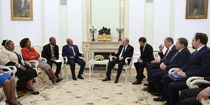 Встречи в Москве и провал политики Запада
