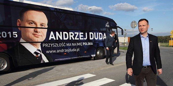 «Если президентом станет Дуда, то Польша ещё больше испортит отношения с Россией»