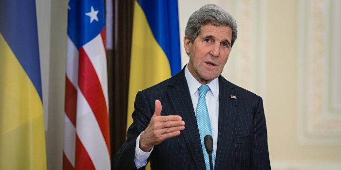 Керри предостерег Порошенко от проведения силовых операций в Донбассе