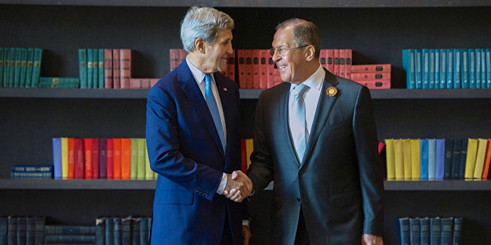 Визит Керри к Путину: США «кинули» прибалтийских сателлитов