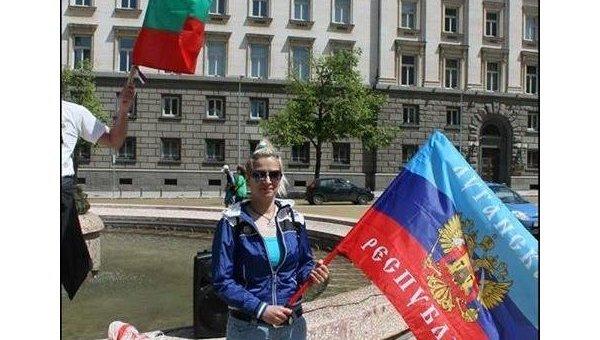 В Болгарии поминали жертв одесской трагедии