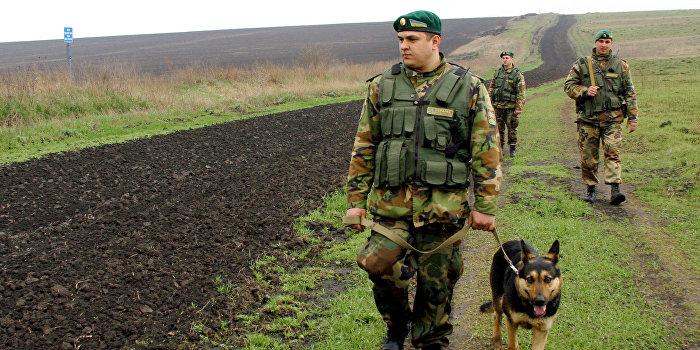 Власти Украины утвердили план обустройства границы с Россией