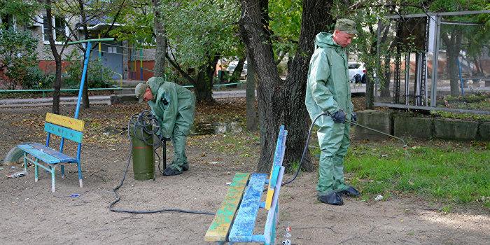 14-й день катастрофы на Сумщине: Яценюк пока не прилетел