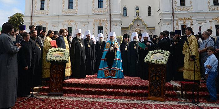 Митрополит Онуфрий призвал украинцев опомниться и увидеть друг в друге братьев