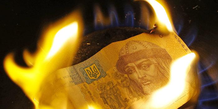 Handelsblatt: Украина погрузилась в «коммунальный шок»