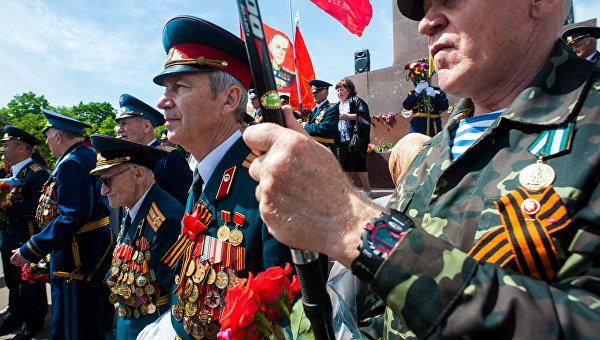 На Украине намерены «вытравить» память о Дне Победы за два года