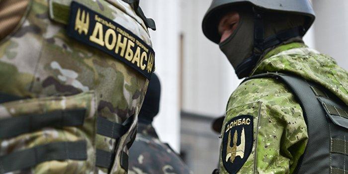 Семья бойца батальона «Донбасс» живет в Москве