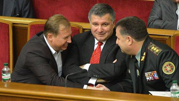 Депутат ВР: У нас нет министра МВД, есть политик-любитель