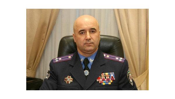 Главный гаишник Украины подал в отставку после скандального разоблачения