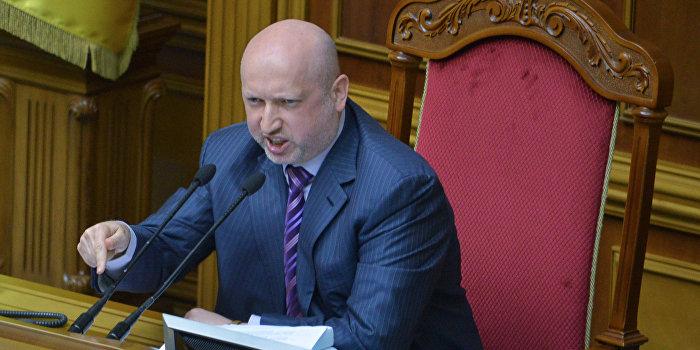 Турчинов: Украина может разместить у себя компоненты ПРО