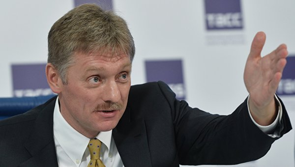 Песков: Кремль испытывает серьезный дефицит доверия к Порошенко