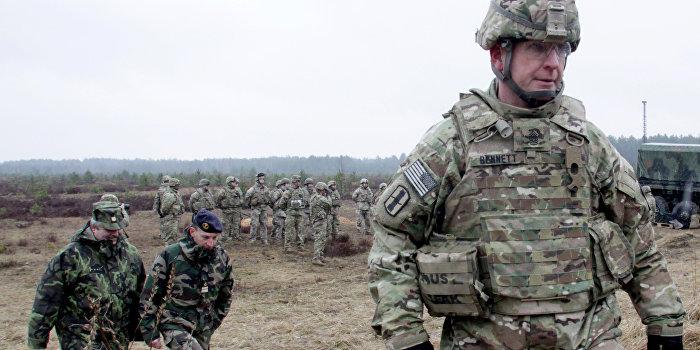 В учениях НАТО на Украине планируется участие 30 стран