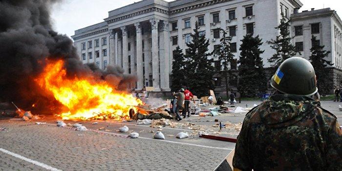 Одесский суд постановил обнародовать причины смерти сгоревших в Доме профсоюзов