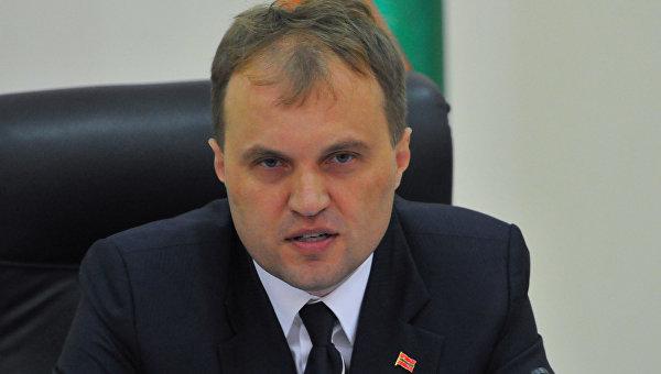 Глава ПМР: Киев начал блокаду российских миротворцев в Приднестровье