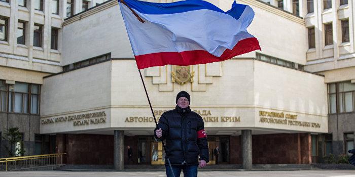 Шарий: Про «голод»  и запрет украинского языка в Крыму
