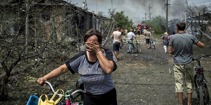 HRW: Отказ Украины от соблюдения прав человека в Донбассе карт-бланша Киеву не дает