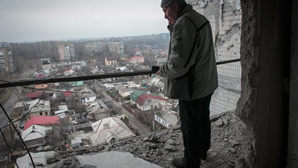Европа поможет отстраивать ДНР