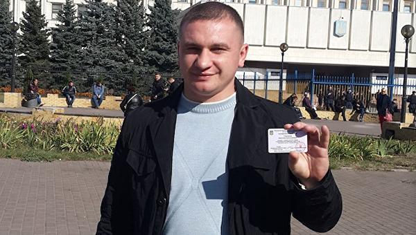 Однопартиец Кличко пострадал от выстрела в лицо