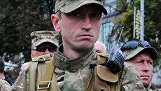 Кость Бондаренко: Киев дает сигнал ветеранам АТО - ваши услуги еще понадобятся