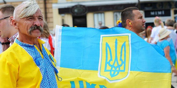 Харьковчане не поддержали парад вышиванок