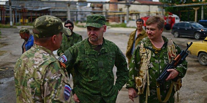 Эксперт: Захарченко и Плотницкий могут быть следующими после Мозгового