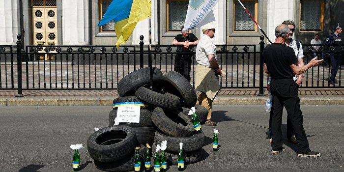 Москва получит свое от Украины