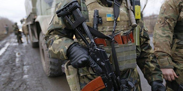 Солдат «АТО» на Харьковщине бросил гранату в автомобиль с людьми