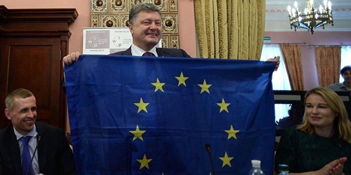 В партии Порошенко продолжают уверять в скором безвизовом режиме для Украины