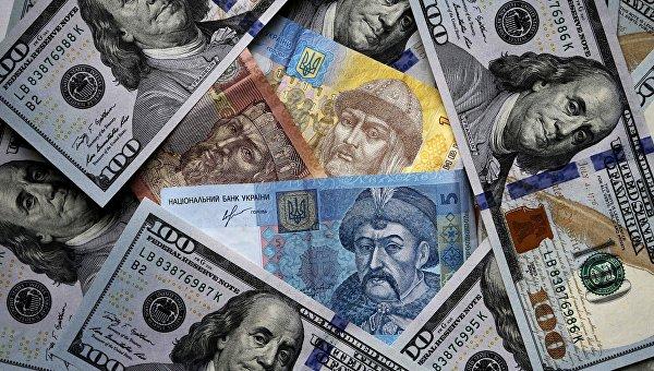 Нефтяная игла украинской гривны