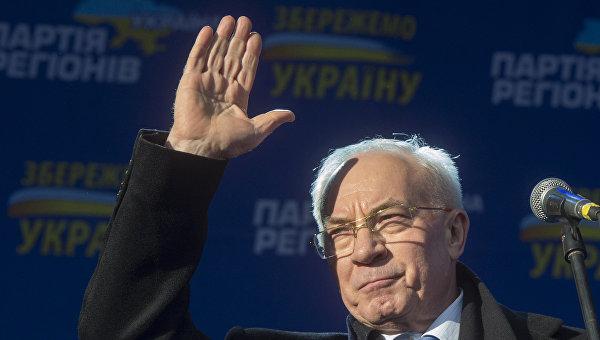 Николай Азаров: «Сейчас на Украине коррупции еще больше, чем раньше»