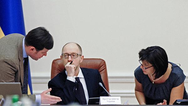Киев сталкивает лбами Москву и МВФ