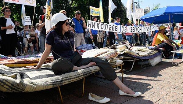 «Дно» украинской экономики и «потолок» валютного курса