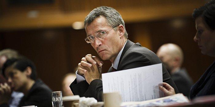 Генсек НАТО: Мы будем рассматривать заявку Украины о вступлении на общих основаниях