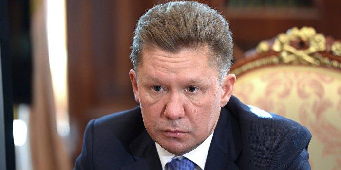 Миллер: Долг Украины Газпрому превышает $29 млрд