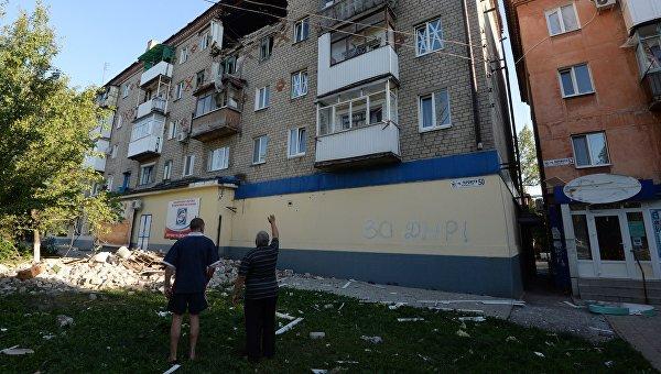Иван «РИК» Приходько: За год в Донецке погибло 56 детей