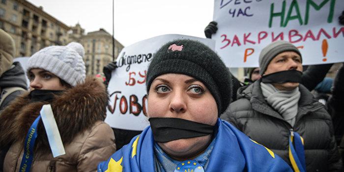 Телеканалу «Интер» пытаются запретить вещание на Украине