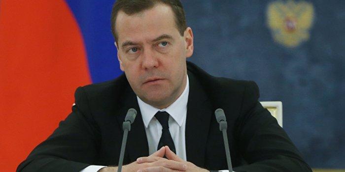 Медведев посочувствовал Украине в связи с назначением Саакашвили