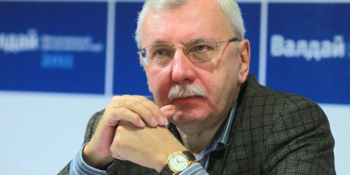Третьяков: Киев посадил провокатора Саакашвили прямо на границе с Приднестровьем